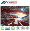 Pavimento de centro de esporte indoor de alta qualidade do piso do estádio / ginásio