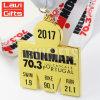 prix d'usine métal personnalisé de haute qualité Sport Award médaille pour le triathlon