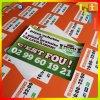 Fabrik-Preis Belüftung-Vinylfenster-Aufkleber mit RoHS Bescheinigung (TJ-024)