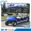 6 places voiturette de golf électrique pour l'hôtel