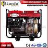 6kVA de elektrische Diesel van de Diesel Motor Kama van de Generator Draagbare Prijs van de Generator