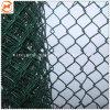 4 網PVC上塗を施してある庭の塀のチェーン・リンクの塀