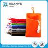Großverkauf kundenspezifischer Geschäfts-Firmenzeichen gedruckter Samt-Beutel für Geschenk