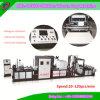 Ultraschall nicht gesponnen W-Schnitt den Beutel, der herstellt Maschine (HBL-DC700)