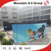 Price competitivo Outdoor P10 Round LED Screen para Advertizing