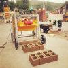 Fudaの工場からの手動移動式層のセメントのブロック機械