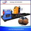 3 оси трубопровода пересечения режущей машины