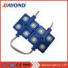 12V SMD5630 4PCS SMD High Brightness Waterproof LED Module