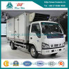 Isuzu 4X2 15cbm Themoking 냉장고 밴에 의하여 냉장되는 트럭