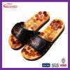 Chaussures de massage en cuir véritable pour unisexe