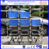 Système de bricolage Plateau en caoutchouc en plastique avec haute capacité / faible coût