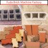 Machine à moteur diesel Bloc machine / Presse hydraulique Brique