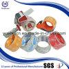 6 rollos Paquete compacto Super clara la cinta de embalaje