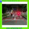 자전거 안전 LED 레이저 광선 미등 LED 자전거 후방 빛