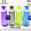 новая оптовая продажа BPA типа 500ml освобождает пластичную бутылку воды (HDP-0795)