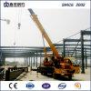 Prefabricated 집을%s 흘려지는 강철 구조물 프레임 강철 구조물