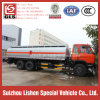Sale 20ton Oil Truck Heavy Truck를 위한 20000L Gasoline Transport 6*4 Deisel Power 230HP Fuel Tank Truck