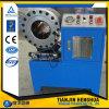 セリウムおよび販売のためのISOの証明の油圧ホースのひだが付く機械