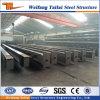 Matériau en acier de poutre en double T de la construction de structure métallique et de la Chambre de construction préfabriquée