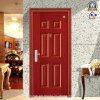 New Design Red Willow Steel Wooden Door (sx-8-2010)