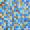 Mosaico cristalino de cristal del azulejo de mosaico del color de la mezcla (MC504)