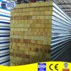 Pannello di parete prefabbricato del panino di Rockwool della Camera del materiale da costruzione