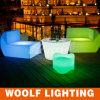 Modèle de vente chaude canapé Canapé canapé de plein air d'éclairage