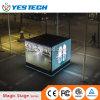 LED表示を広告するAdidas Nmdの立方体ヨーロッパOutdoot
