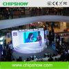 Exposição de diodo emissor de luz pequena alugado do passo do pixel da cor cheia de Chipshow P3.33