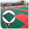 La cancha de básquet modular del espesor de la calidad superior 16m m se divierte el suelo