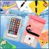 Monture filtre imperméable à l'eau de téléphone mobile pour la plage nageant des activités en plein air