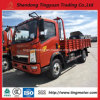 Camion a base piatta del carico di Sinotruk HOWO/veicolo leggero con l'alta qualità