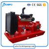 공장 공급 수평한 다단식 디젤 엔진 화재 싸움 펌프 1000gpm