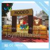 Almofada insuflável Mecânica Rodeo Bull para venda