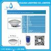 Luz subacuática blanca de la piscina de Pute 35watt PAR56 LED