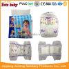 Classific um tecido do bebê, venda por atacado econômica do guardanapo sanitário da fralda do bebê do preço de fábrica