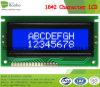16X2 Stn 특성 LCM 모듈, MCU 8bit 의 파란 역광선, 옥수수 속 LCM 모니터