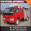 coche de bomberos del petrolero de la espuma del carro de la lucha contra el fuego de la espuma del agua 5000L