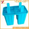熱い販売の健全な作られたシリコーンのアイスクリームのアイスキャンデー型(YB-AB-019)