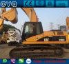 Tracteur à chenilles utilisé 320cl d'excavatrice du chat 320cl à vendre
