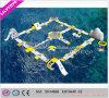 Aufblasbare Wasser-Trampoline-/Wasser-sich hin- und herbewegende Insel für Verkauf