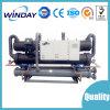 Refrigerador de agua de enfriamiento del tornillo de R22 R407c R410A R134A para industrial