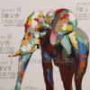 알루미늄 기본적인 예술 Elethent를 위한 다채로운 유화