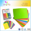 Flurescent papel de color en papel de color neón 75gramos