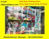 Mercado de vestuário usado venda por atacado de África da exportação das balas da roupa dos sacos das sapatas