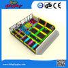 Kidsplayplay дети играют в помещении центра оптовой батут кровать для взрослых