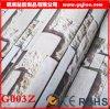 Le papier peint classique de configuration de brique de culture de vent de la Chine