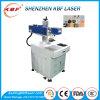 PVC & máquina cerâmica da marcação do laser do CO2 da tabela da câmara de ar do R-F