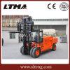 Forte motore di potere un carrello elevatore diesel idraulico da 25 tonnellate con la carrozza