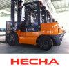 De Vorkheftruck van Hecha de Diesel van 3 Ton van Vorkheftruck met de Motor van Japan Isuzu